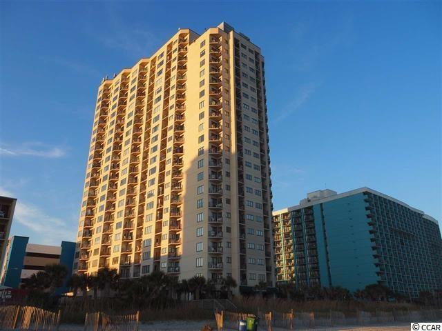 1605 Ocean Blvd. S #312, Myrtle Beach, SC 29577 (MLS #1902581) :: The Greg Sisson Team with RE/MAX First Choice