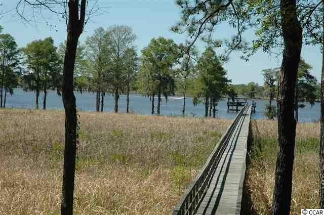 Lot 2 Bannockburn Rd., Pawleys Island, SC 29585 (MLS #1903352) :: James W. Smith Real Estate Co.