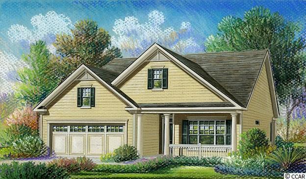 1605 Laurelcress Dr., Myrtle Beach, SC 29577 (MLS #1903505) :: James W. Smith Real Estate Co.