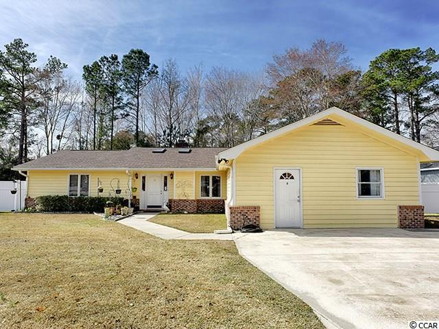 8 Chactaw Rd., Myrtle Beach, SC 29588 (MLS #1903617) :: James W. Smith Real Estate Co.
