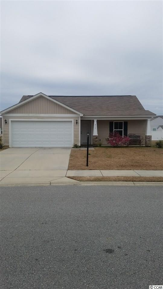 813 Benchmade Rd., Conway, SC 29527 (MLS #1903993) :: The Hoffman Group