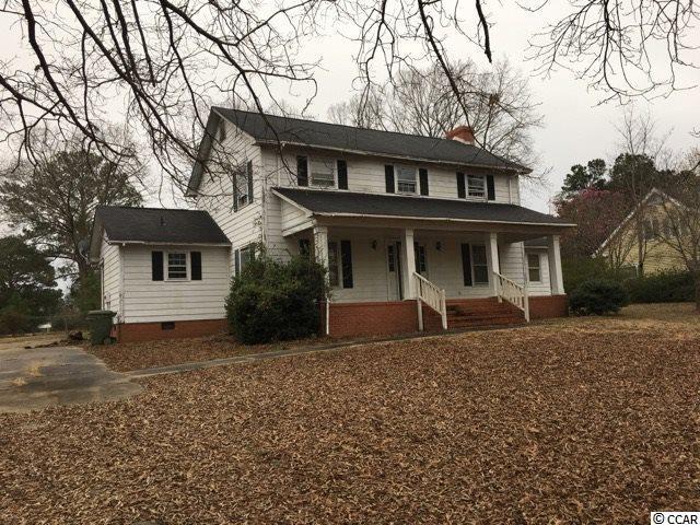 100 Springdale Dr., Bennettsville, SC 29512 (MLS #1904145) :: The Hoffman Group
