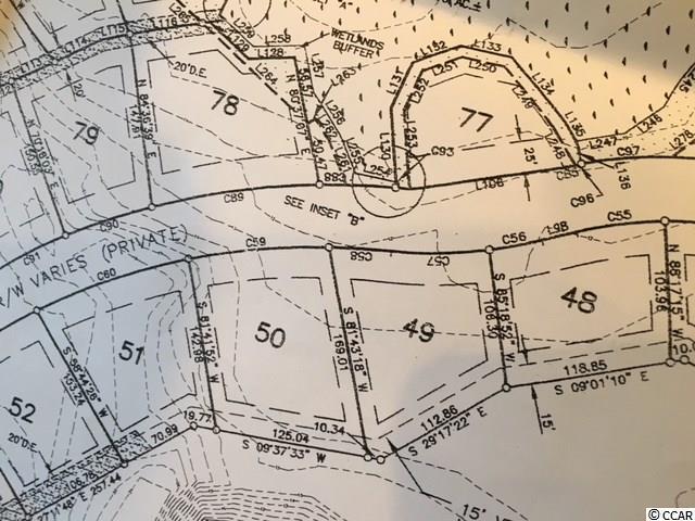 LOT 48 Highwood Circle, Murrells Inlet, SC 29576 (MLS #1904203) :: Matt Harper Team