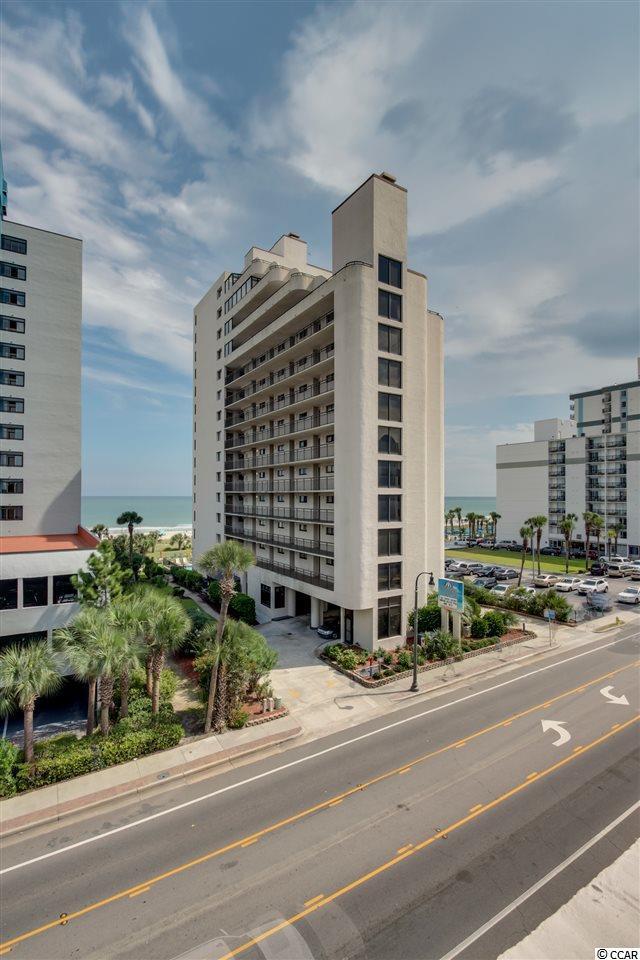 2310 N Ocean Blvd. #501, Myrtle Beach, SC 29577 (MLS #1905238) :: The Greg Sisson Team with RE/MAX First Choice