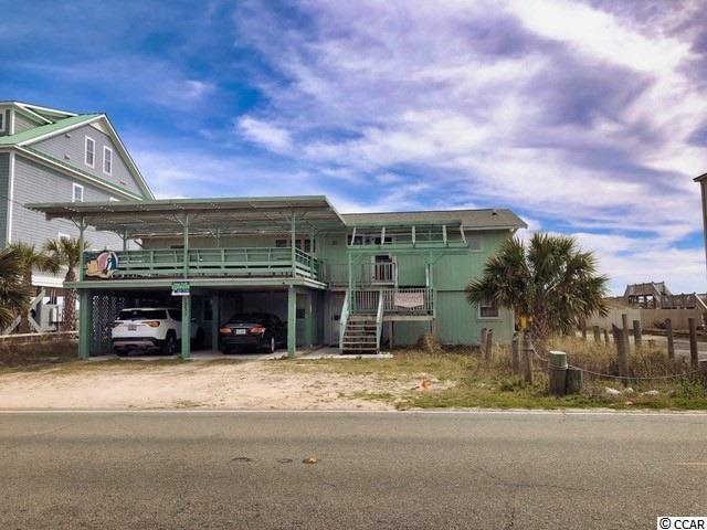 1235 S Waccamaw Dr., Garden City Beach, SC 29576 (MLS #1905393) :: Trading Spaces Realty
