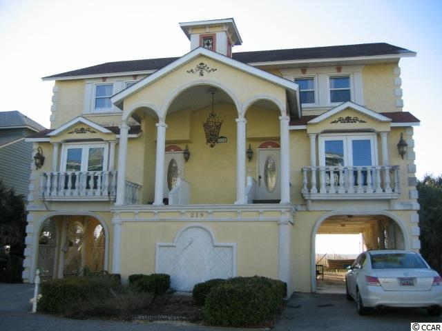 219 S Seaside Dr., Surfside Beach, SC 29575 (MLS #1906294) :: The Hoffman Group