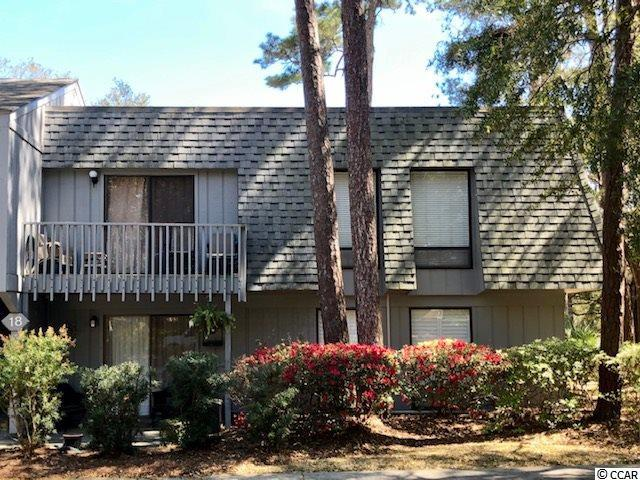 77 Salt Marsh Circle 18H, Pawleys Island, SC 29585 (MLS #1906503) :: The Lachicotte Company