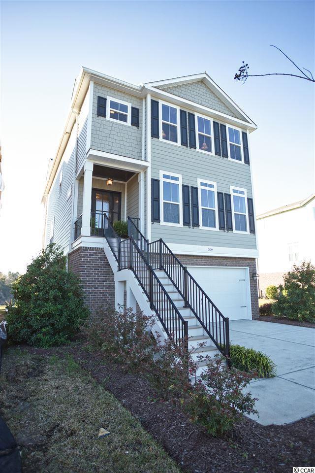 309 Saint Julian Ln., Myrtle Beach, SC 29579 (MLS #1906969) :: Jerry Pinkas Real Estate Experts, Inc
