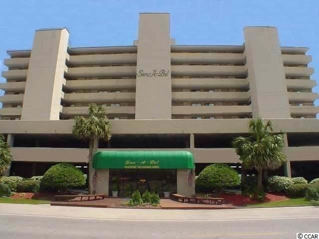 1709 S Ocean Blvd. #508, North Myrtle Beach, SC 29582 (MLS #1906979) :: The Lachicotte Company
