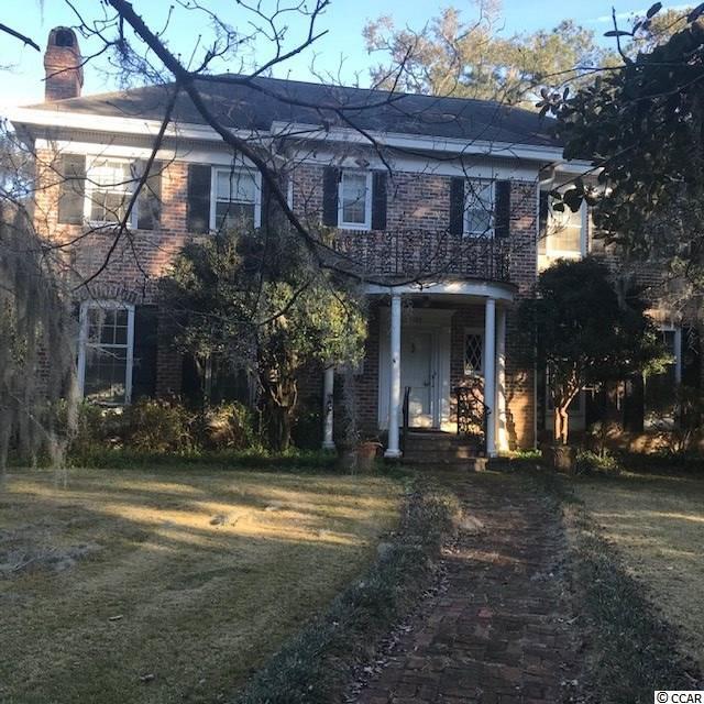 154 Roberts Rd., Georgetown, SC 29440 (MLS #1906980) :: The Hoffman Group