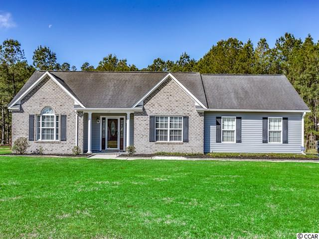 117 Cat Tail Bay Dr., Conway, SC 29527 (MLS #1907075) :: The Hoffman Group