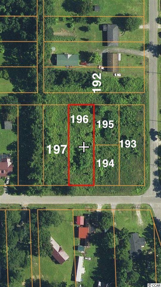lot 194 & 195 W Cottonwood St., Andrews, SC 29510 (MLS #1907132) :: The Hoffman Group
