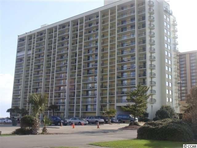 9820 Queensway Blvd. #509, Myrtle Beach, SC 29572 (MLS #1907136) :: The Trembley Group
