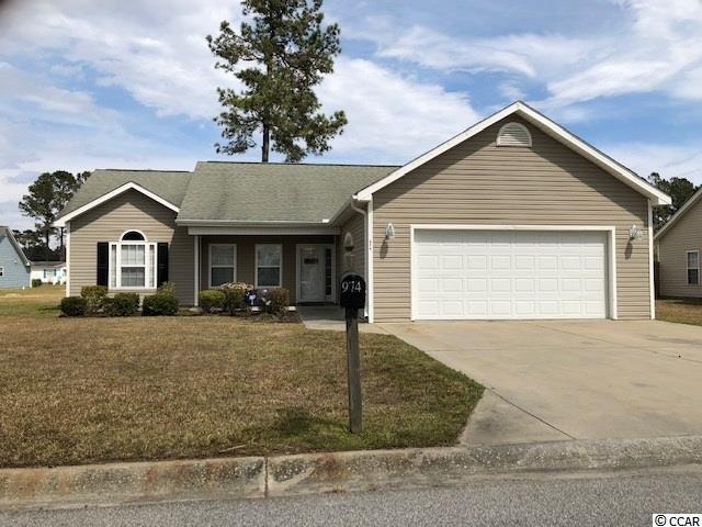 974 Bellflower Dr., Longs, SC 29568 (MLS #1907273) :: The Hoffman Group