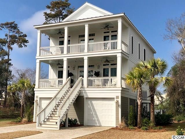 36 Grackle Ln., Pawleys Island, SC 29585 (MLS #1907915) :: The Hoffman Group