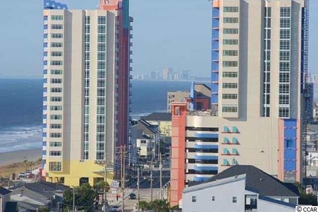 3500 N Ocean Blvd. #407, North Myrtle Beach, SC 29582 (MLS #1908587) :: James W. Smith Real Estate Co.
