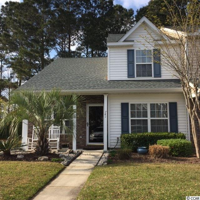 741 Wilshire Ln. #741, Murrells Inlet, SC 29576 (MLS #1909129) :: Right Find Homes