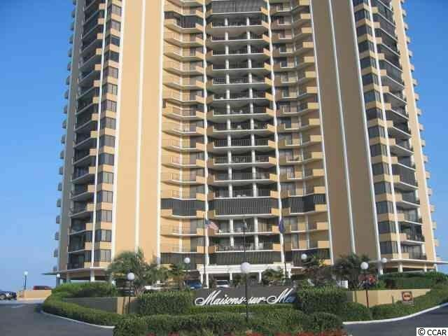 9650 Shore Dr. #206, Myrtle Beach, SC 29572 (MLS #1909134) :: Garden City Realty, Inc.