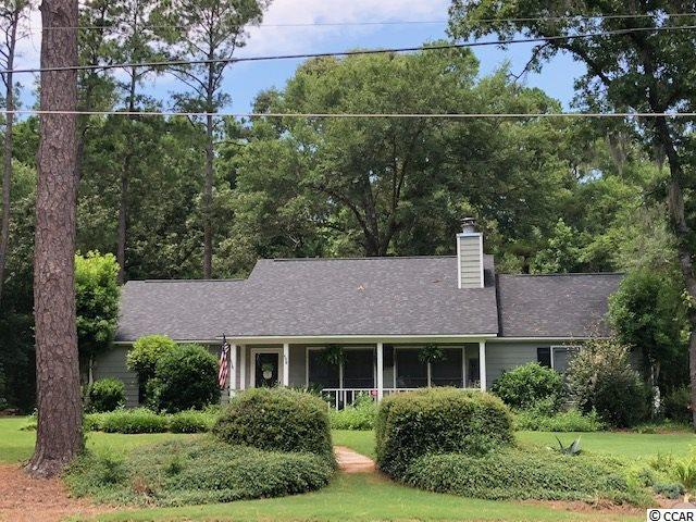 498 White Hall Rd., Georgetown, SC 29440 (MLS #1909579) :: The Hoffman Group