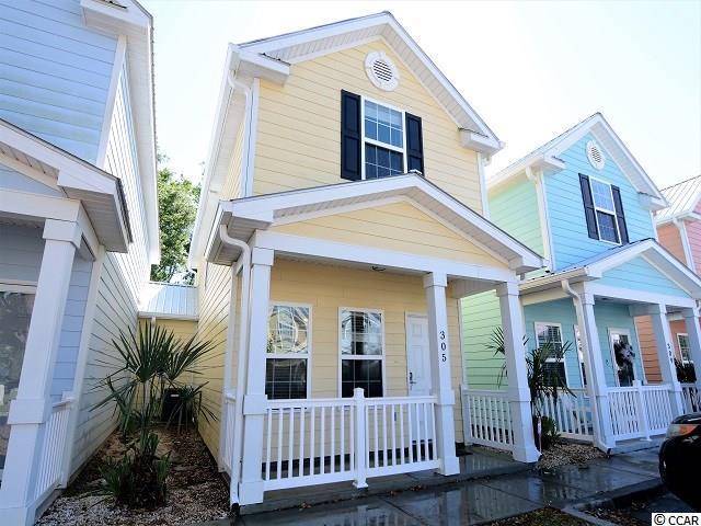 305 Snorkel Way #102, Myrtle Beach, SC 29577 (MLS #1909681) :: James W. Smith Real Estate Co.