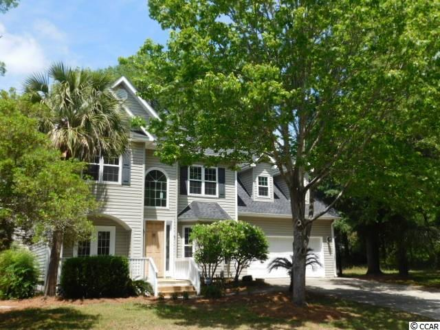 60 Red Maple Dr., Pawleys Island, SC 29585 (MLS #1909813) :: The Litchfield Company