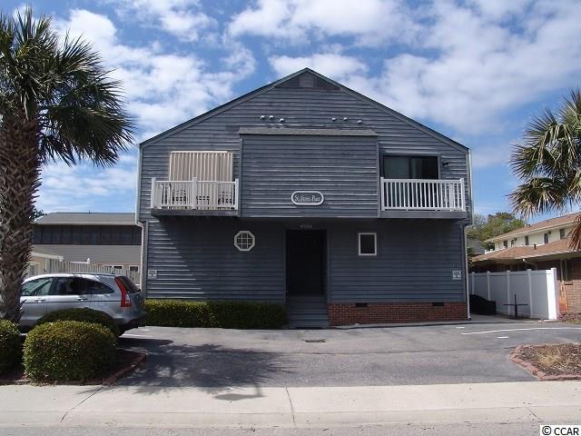 4504A S Ocean Blvd., North Myrtle Beach, SC 29582 (MLS #1910043) :: The Hoffman Group
