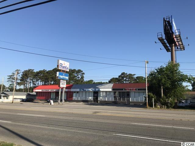 3106 Highway 17 South, North Myrtle Beach, SC 29582 (MLS #1910946) :: The Hoffman Group