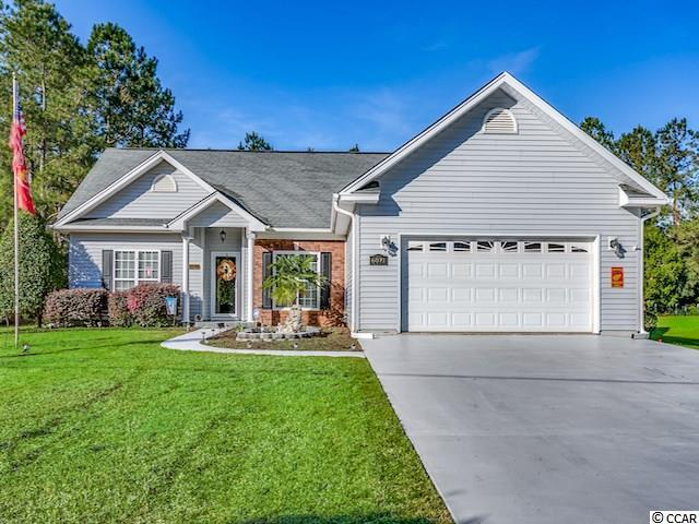 6071 Bear Bluff Rd., Conway, SC 29526 (MLS #1911434) :: The Hoffman Group