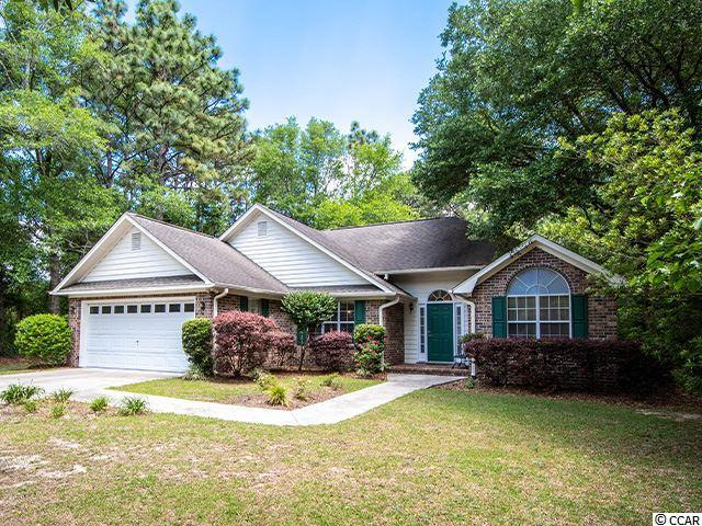 35 Hunters Green Ln., Pawleys Island, SC 29585 (MLS #1911472) :: SC Beach Real Estate