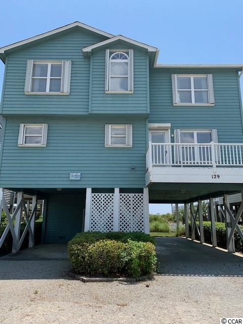 129 W First St., Ocean Isle Beach, NC 28469 (MLS #1911489) :: The Hoffman Group