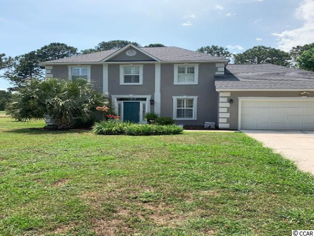 2881 Mashie Dr., Myrtle Beach, SC 29577 (MLS #1911628) :: The Litchfield Company