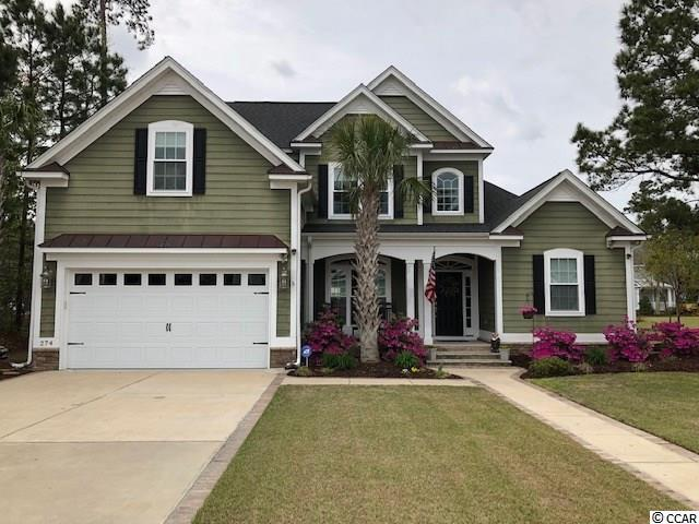274 Outboard Dr., Murrells Inlet, SC 29576 (MLS #1912667) :: Garden City Realty, Inc.