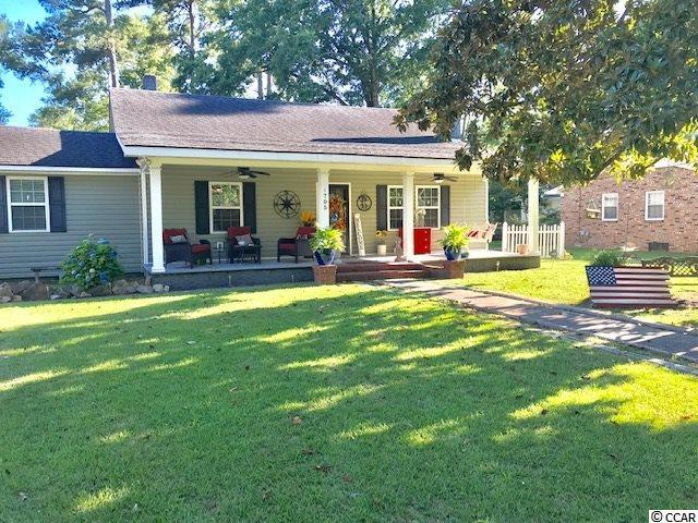1705 Sherwood Dr., Conway, SC 29526 (MLS #1913157) :: United Real Estate Myrtle Beach