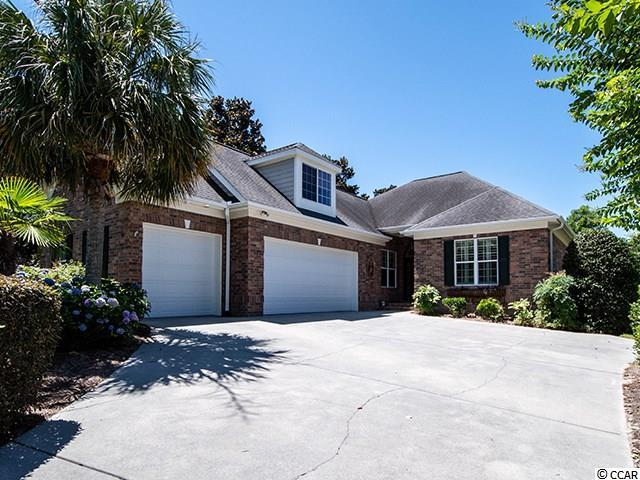 21 St. George Ln., Pawleys Island, SC 29585 (MLS #1913225) :: The Trembley Group