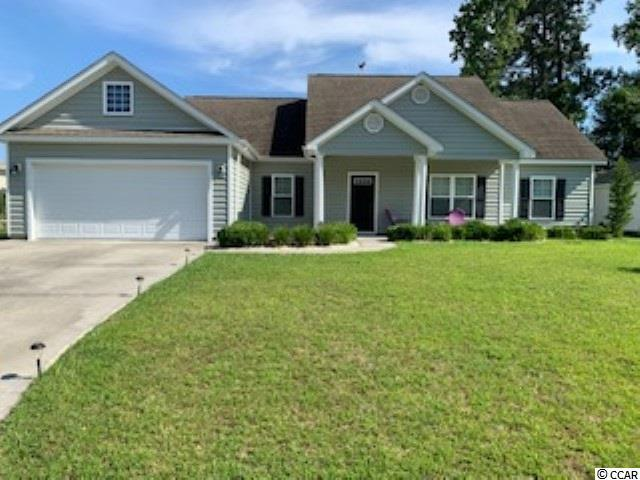 121 Grier Crossing Dr., Conway, SC 29526 (MLS #1913359) :: Berkshire Hathaway HomeServices Myrtle Beach Real Estate