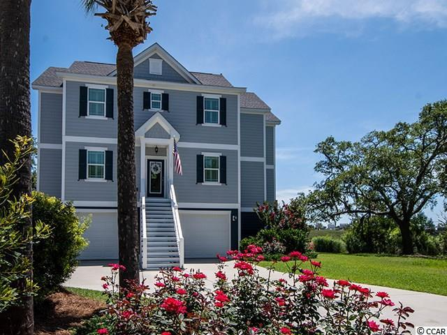 168 Windy Ln., Pawleys Island, SC 29585 (MLS #1913734) :: Garden City Realty, Inc.