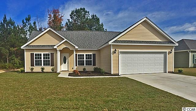 1305 Acona Ct., Conway, SC 29527 (MLS #1914858) :: The Hoffman Group