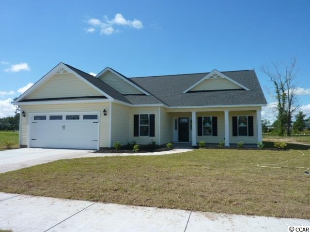 3517 Merganser Dr., Conway, SC 29527 (MLS #1914863) :: The Lachicotte Company