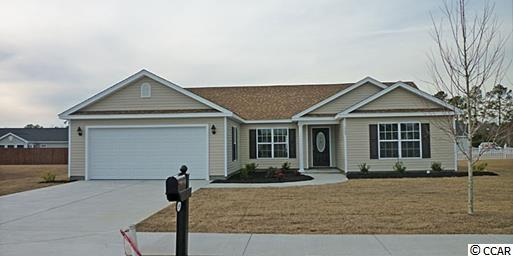 1305 Teal Ct., Conway, SC 29527 (MLS #1914866) :: The Lachicotte Company