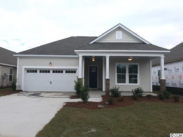 6153 Chadderton Circle, Myrtle Beach, SC 29579 (MLS #1915368) :: The Litchfield Company