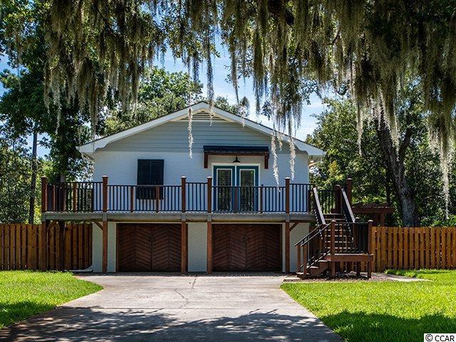 439 Blockade Dr., Pawleys Island, SC 29585 (MLS #1915784) :: Jerry Pinkas Real Estate Experts, Inc