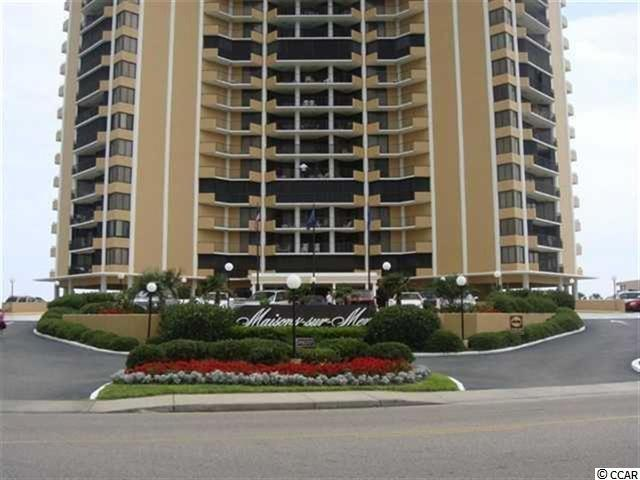 9650 Shore Dr. #1605, Myrtle Beach, SC 29572 (MLS #1915869) :: Keller Williams Realty Myrtle Beach