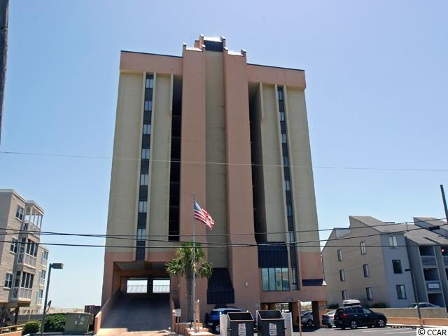 1015 S Ocean Blvd. #502, North Myrtle Beach, SC 29582 (MLS #1915935) :: Right Find Homes