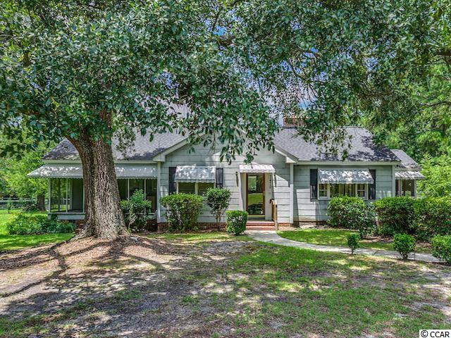 3470 Cates Bay Hwy., Conway, SC 29527 (MLS #1916030) :: The Lachicotte Company