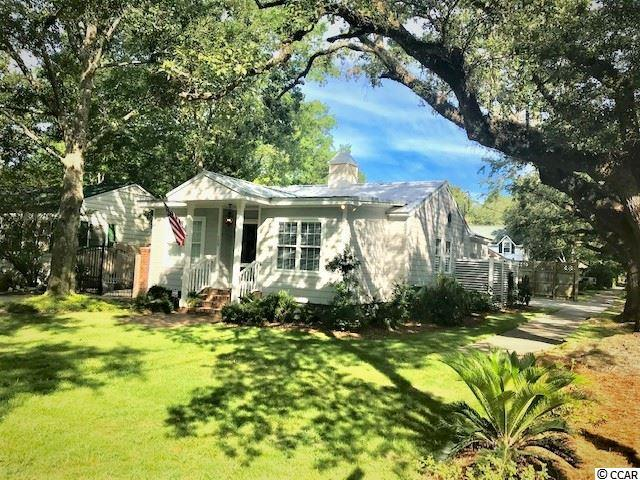 129 East Bay St., Georgetown, SC 29440 (MLS #1916098) :: The Litchfield Company