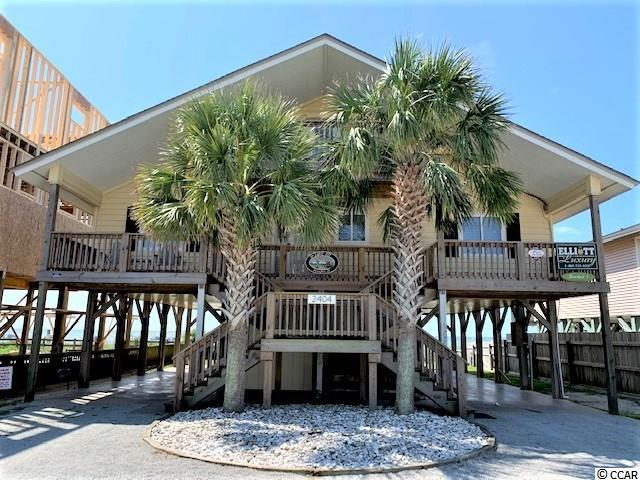 2404 N Ocean Blvd., North Myrtle Beach, SC 29582 (MLS #1916462) :: Jerry Pinkas Real Estate Experts, Inc