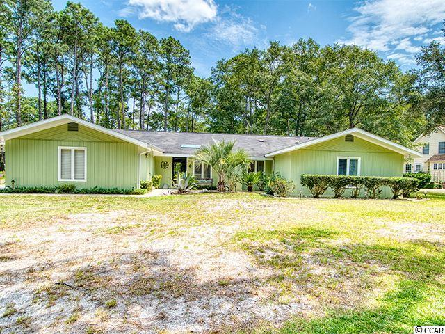 372 Country Club Dr., Pawleys Island, SC 29585 (MLS #1917520) :: The Trembley Group | Keller Williams