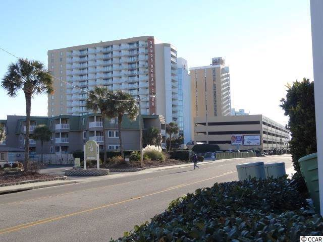 9550 Shore Dr. #1604, Myrtle Beach, SC 29572 (MLS #1918871) :: Garden City Realty, Inc.
