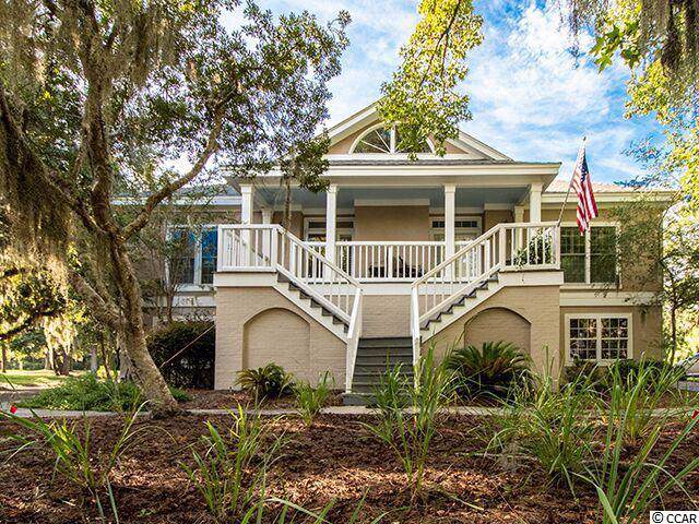 214 Collins Meadow Dr., Georgetown, SC 29440 (MLS #1918903) :: The Lachicotte Company