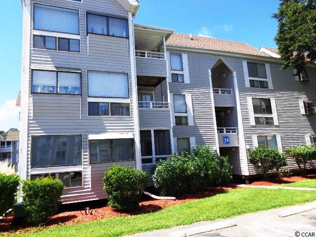 351 Lake Arrowhead Rd. 18-369, Myrtle Beach, SC 29572 (MLS #1919077) :: Hawkeye Realty